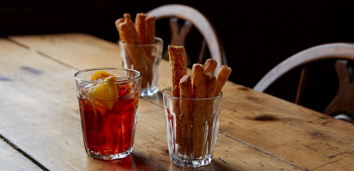 Roast Cheese Straws